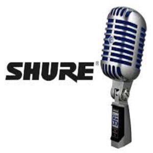 Technical Finger Music Producer -Seaview Music Studio Folkestone - Shure Logo