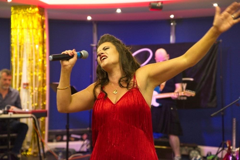 Sophia Stutchbury - Singer Songwriter - Recording Studio Folkestone